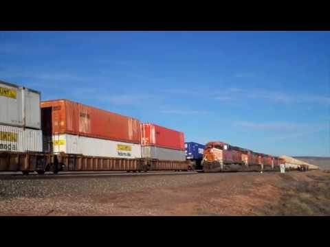 Railfanning the BNSF Transcon 3/25/17 (Feat. All UP train, NS,
