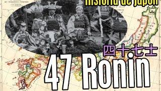 Download 47 RONIN (Su verdadera historia japonesa) Video