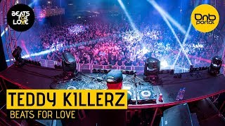 Teddy Killerz - Beats for Love 2018 [DnBPortal.com]