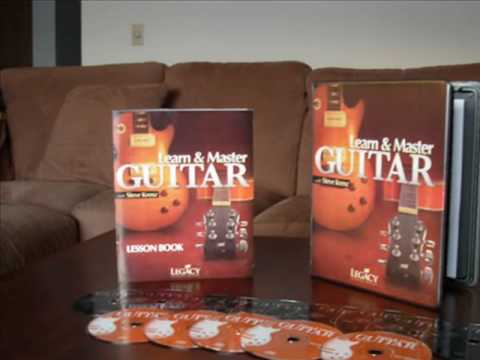 Review: Learn & Master Guitar Lessons by Steve Krenz