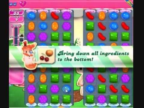How to beat Candy Crush Saga Level 76 - 3 Stars - No Boosters - 114,460pts