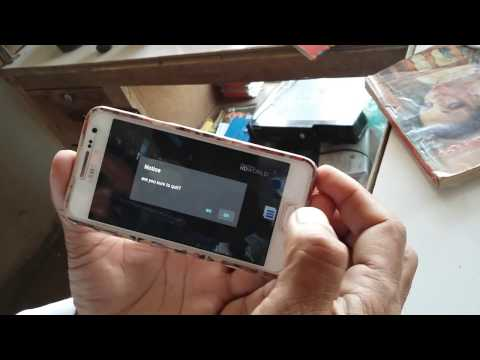How to connect android mobile with satellite reciever...