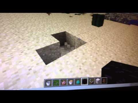 Invisible Glitch Minecraft PC 1.6.2