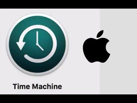How to set up Time Machine on Mac - Macbook Pro, Macbook, iMac, Macbook air