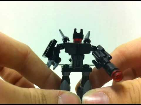 Lego Transformers WFC Mini Shockwave