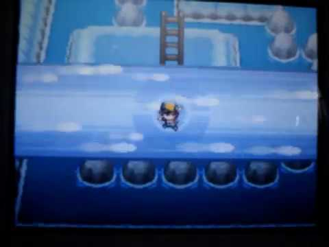 How to catch Articuno in Pokemon Soul Silver !