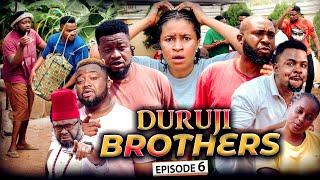DURUJI BROTHERS 6 - Mary Igwe, Chuks Omalicha, Stanley, Darlington. NEW NIGERIAN MOVIE 2021.