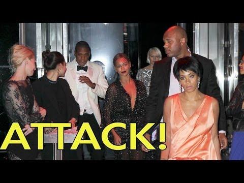 VLOG 101: Solange Attacks Jay-Z!