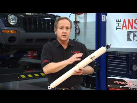 Which is the Best Shock or Strut for My Vehicle?