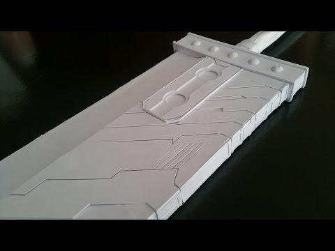 Building the Buster Sword (Final Fantasy VII Remake) [Tutorial]
