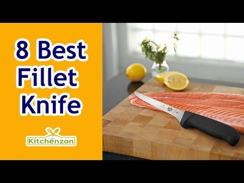 Best Fillet knife 2016! ► Top 8 fillet knife Reviews | Kitchenzon