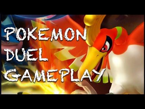 Pokemon Duel - My 4 EX Figures, Deck, and Online Gameplay!