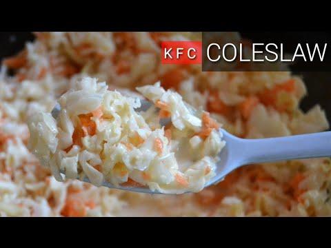 KFC COLESLAW RECIPE 4