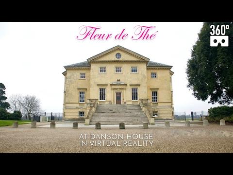 Danson House in VR 360 Video - Fleur De The