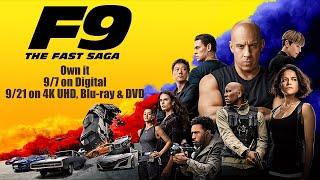 F9: The Fast Saga | Trailer | Own it 9/7 Digital, 9/21 on 4K UHD, Blu-ray \u0026 DVD