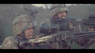 Yeh Banday Mitti kay Banday | One Year of Zarb e Azb (ISPR Official Video)