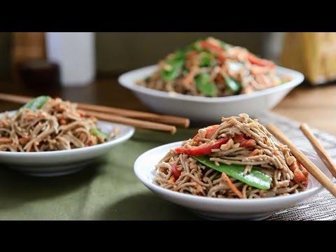 How to Make Peanut Noodles | Noodle Recipes | Allrecipes.com