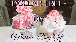 DIY DOLLAR TREE MOTHERS DAY GIFT COLLAB0RATION | PETALISBLESS 🌹