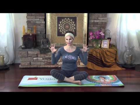 Celebrate!: Vegan Eggnog & Lion's Paw Kriya
