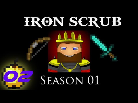 Minecraft: IRON SCRUB - S01E02 - Plan the Strategy