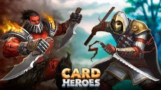 Download Card Heroes - Casual Arena Matches Video