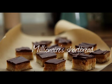 How to make Millionaire's shortbread