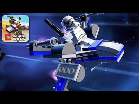 LEGO Star Wars Microfighters - Gameplay Trailer (iOS, Android)