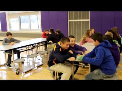 Stand up to Bullying PSA- Art Enrichment
