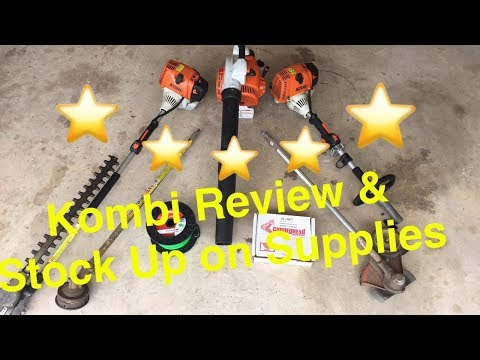 Stihl Kombi Review & Keep Your Side Hustle Stocked and Ready to Mow - Lawn Service Necessities