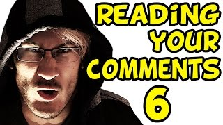 JOIN THE DARK SIDE | Reading Your Comments #6