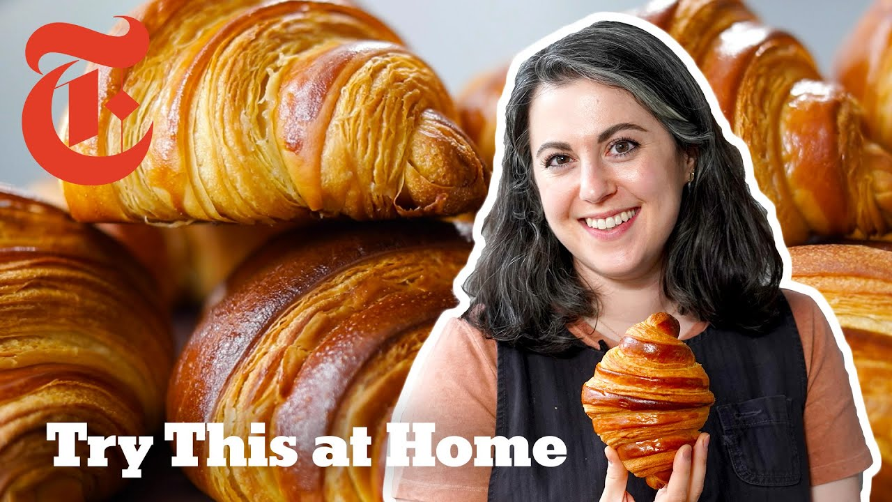 Make Perfect Croissants With Claire Saffitz | NYT Cooking
