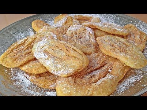 Indian / Goan Festive Sweet   Easy Chirote Recipe   Crispy & Crunchy Phenori   Angel Wings Recipe