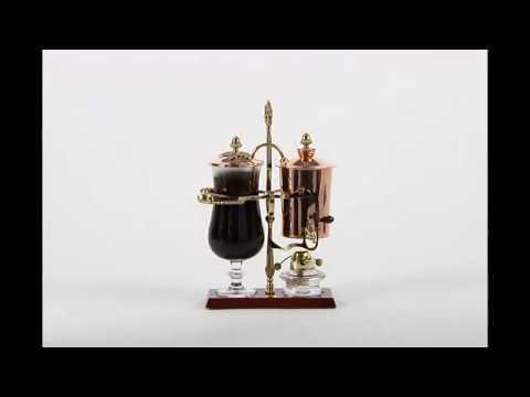 Royal Balancing Syphon Coffee Maker
