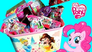 Huge My Little Pony Complete Collection Giant Kinder Display Set LED Watches, Fashems POPs Vinyl