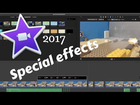 Gun Effects - iMovie Tutorial