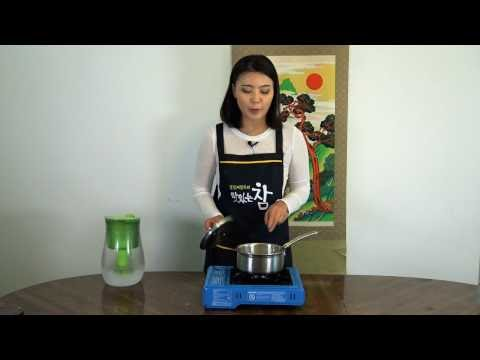HanCOOK  How to make Korean rice  (short grain rice) Super easy
