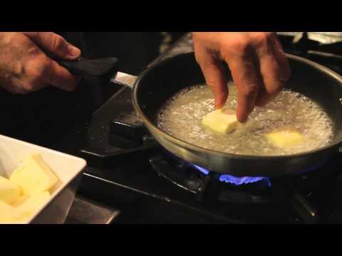 Lemon-Basil Butter Sauce : Butter Sauces