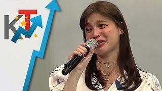 Anne, biglang naiyak nang marinig ang birthday wish ni Teddy para sa kanyang baby