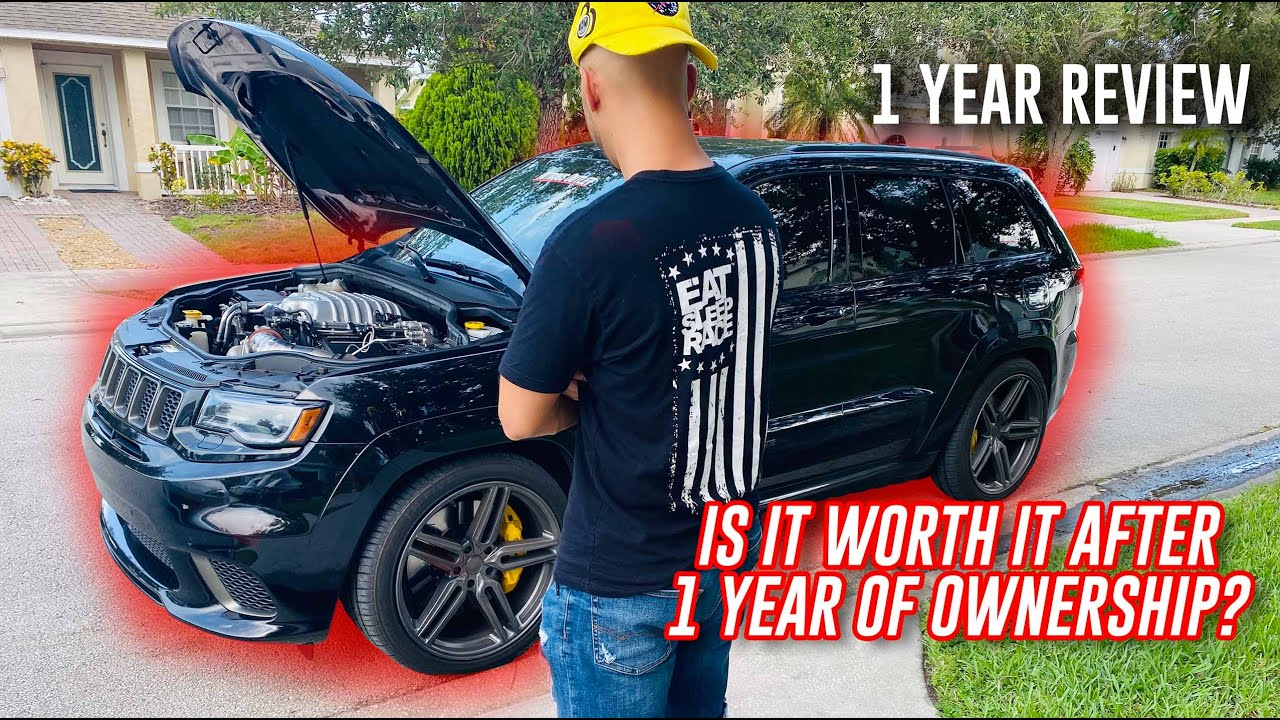 Jeep Trackhawk 1 Year Review Of Ownership. Is It Worth It?