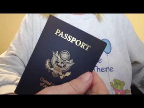 My first Passport!!