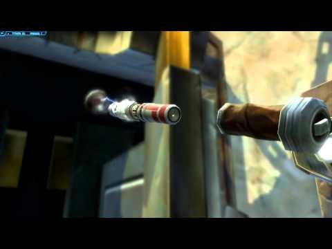 SWTOR: Building LightSaber HD