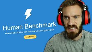 Human Benchmark TEST Is INSANE!