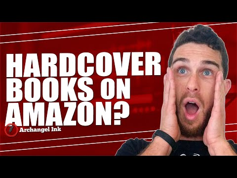 How Can I Sell A Hardcover Book on Amazon?
