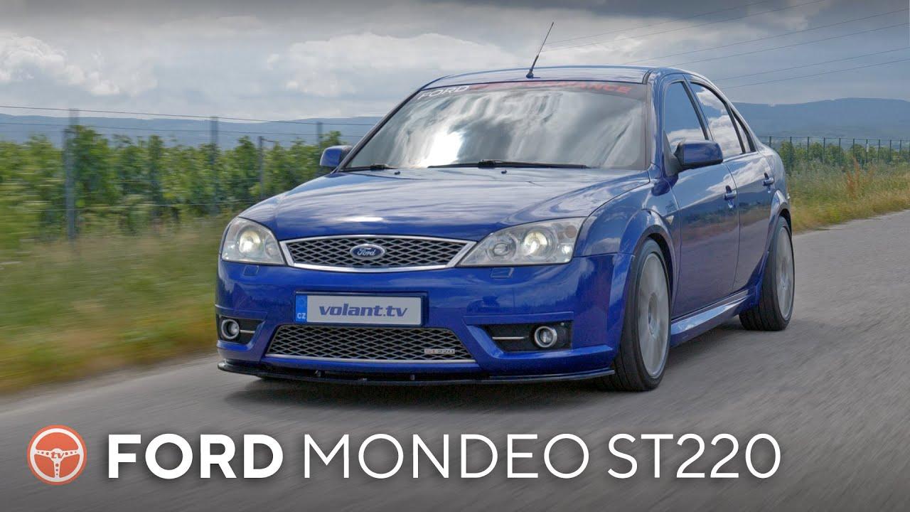 Jarekove Ford Mondeo ST220 je auto, aké sa dnes už nevyrába - volant.tv