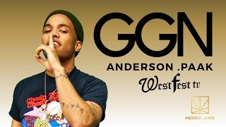 Ggn Anderson .paak