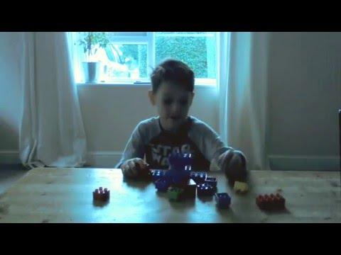 How to make Skylanders Wash Buckler out of LEGO Duplo