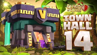 TOWN HALL 14 Is Here! (Clash Of Clans Official)