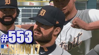 PLAYING THE ASTROS IN THE 2028 ALDS! | MLB The Show 17 | Road to the Show #553