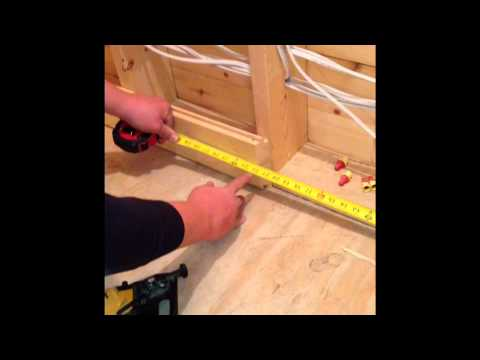 How To Install Knotty Pine