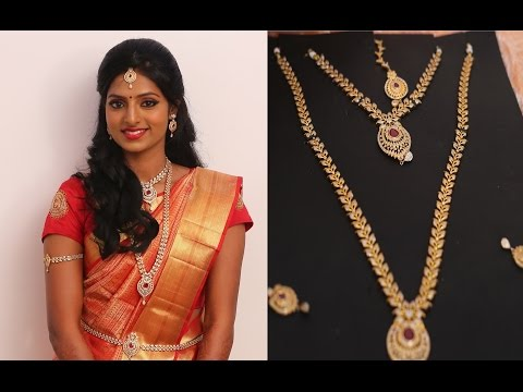 Online Jewellery Website  - Especially for Brides